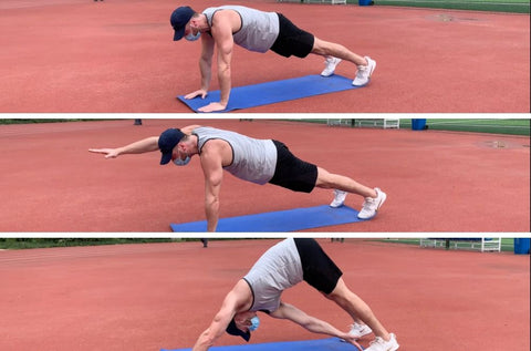 top core exercises