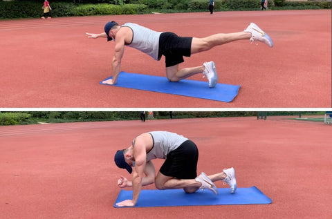 best core stability exercises