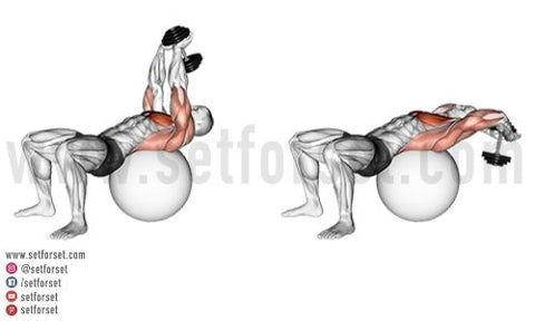 best dumbbell chest exercises without a bench