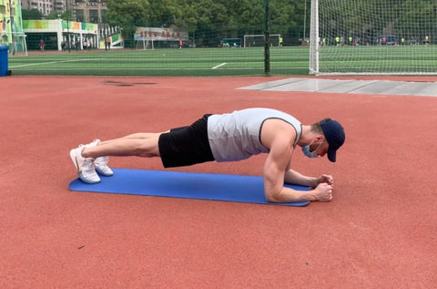 best plank exercises