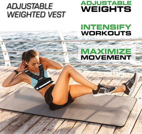 what weighted vest for women