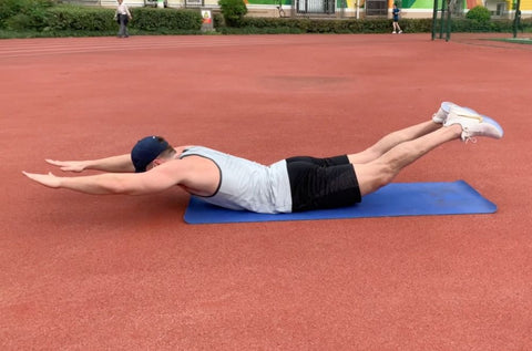 bodyweight core exercises