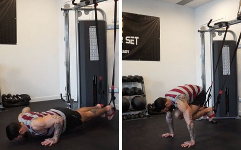 bodyweight exercises for chest