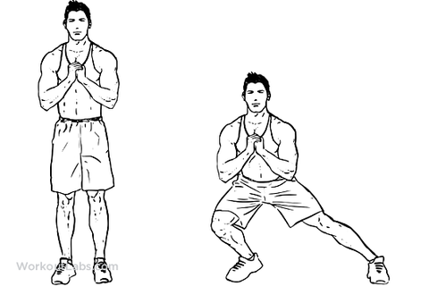 bodyweight hip abductor exercises