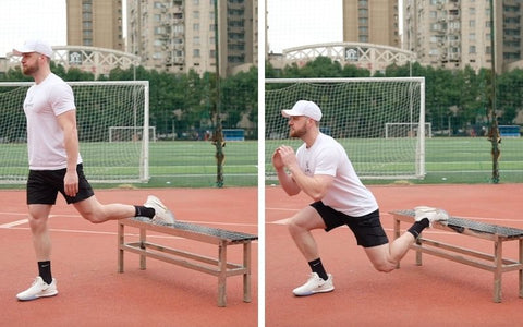bodyweight leg exercises no weights