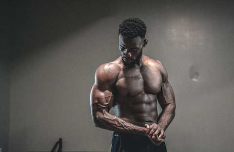 build strong shoulders with cables