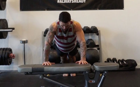 can i build muscle with push ups