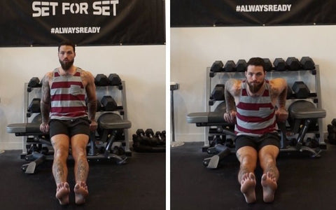 chest and tricep workout at home