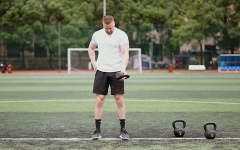 chest exercises with kettlebells