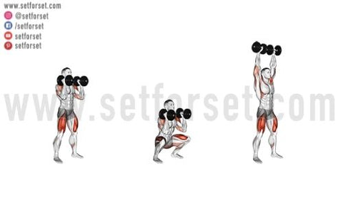 compound dumbbell workout
