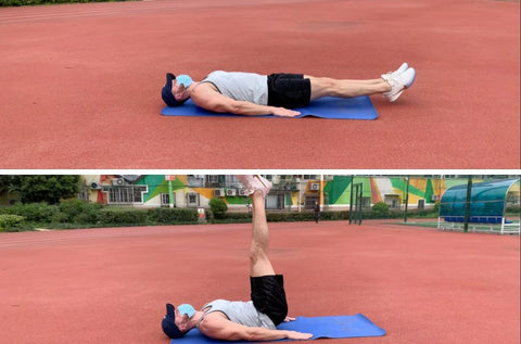 core exercises beginners