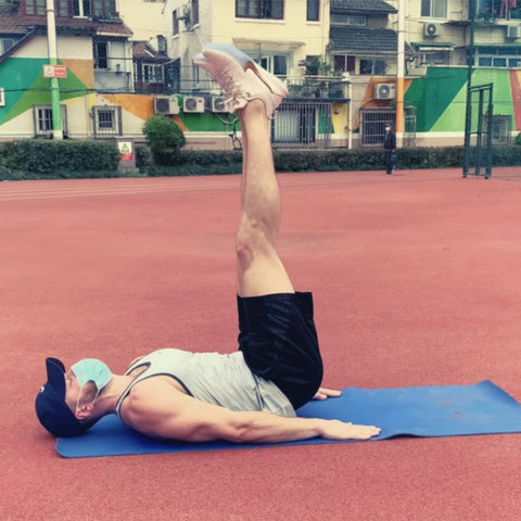 core exercises bodyweight
