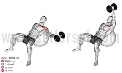 dumbbell chest exercises at home without bench