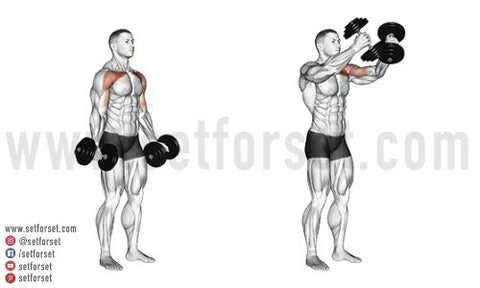 dumbbell chest exercises without a bench