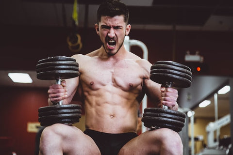 exercises for front delts
