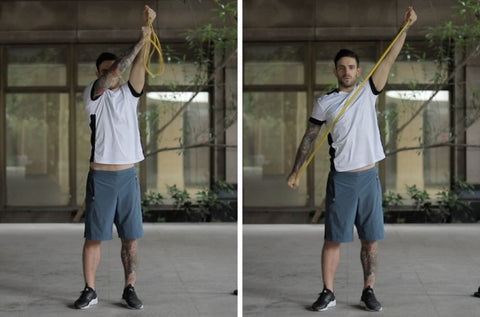 exercises for scapular instability