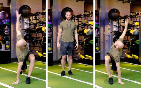 exercises in the transverse plane