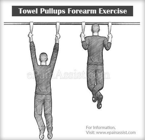 forearm exercises at home