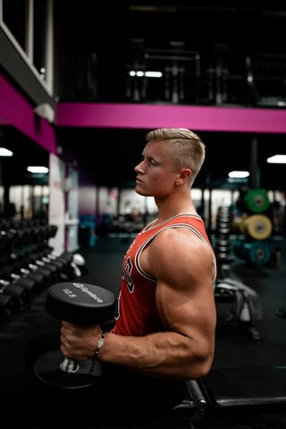 forearm exercises with dumbbells
