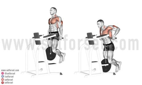 front delt exercises at home