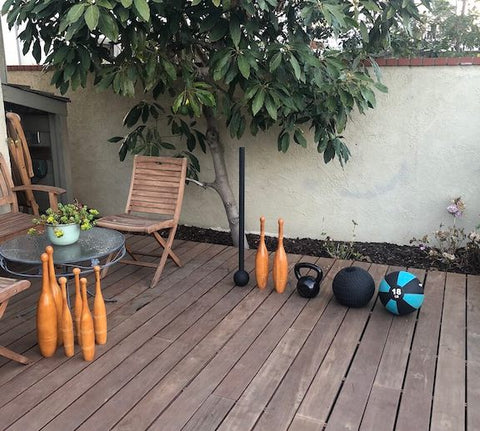 functional fitness equipment