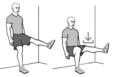 gluteus medius exercises for runners