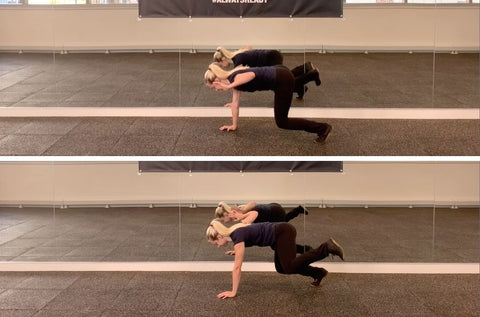 hard variations of the plank