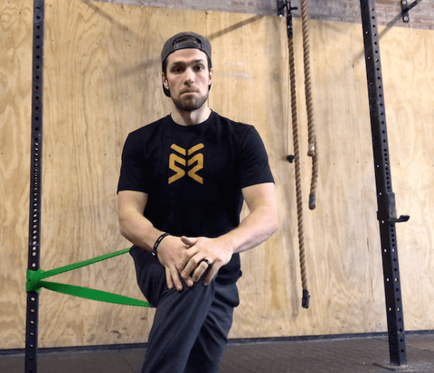 how to use resistance bands for joint stabilization