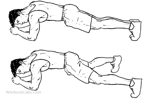 hip stability exercises