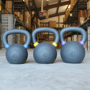 how many kettlebells do i need