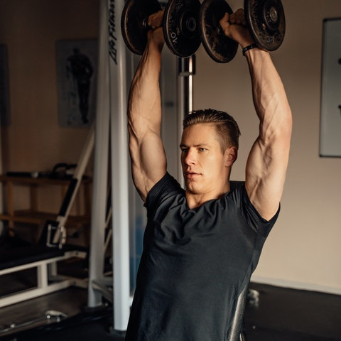 how to build side delts
