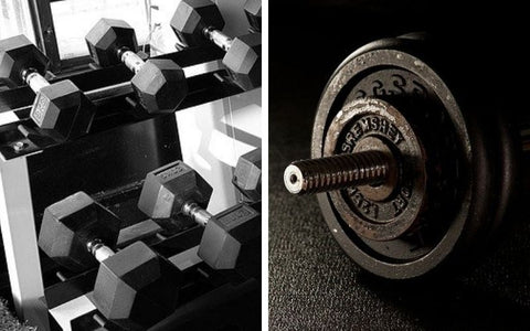 how to choose dumbbells