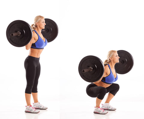 how to fix hip pain when squatting