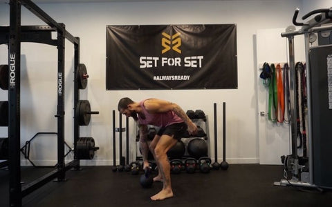how to start training with kettlebells