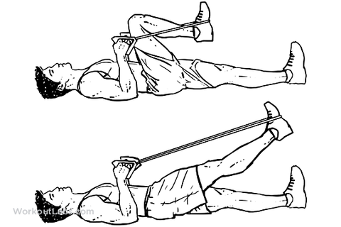 how to target gluteus minimus