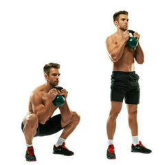 kettlebell goblet squat benefits
