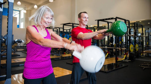 kettlebell size for seniors