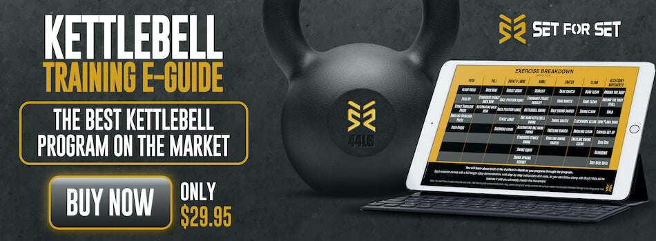 tricep workout with kettlebells
