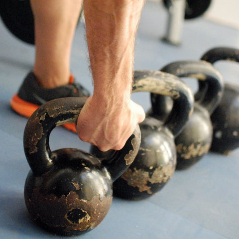 kettlebell workouts for weight loss