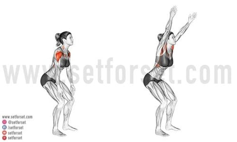 lateral delt stretches