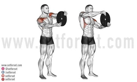 lateral deltoid workouts