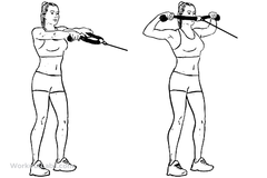 lower trap exercises