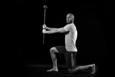 steel mace fitness
