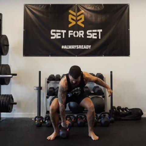 one or two kettlebells