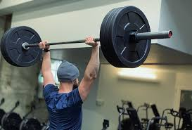 overhead press muscles worked