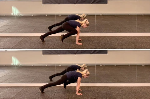 plank exercises for core