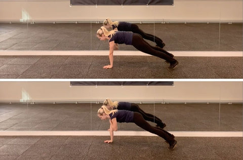 plank variations for abs
