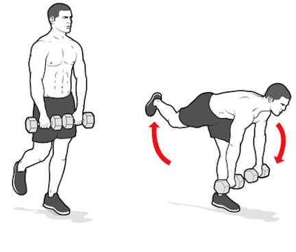 unilateral pull exercises