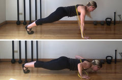 banded push ups good for weight loss