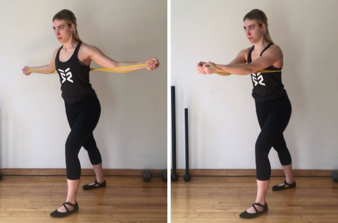 resistance band exercises for women
